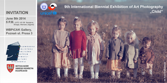 """PROTOCOL  of the Jury proceedings at the 9th International Biennale of Artistic Photography """"Child"""""""