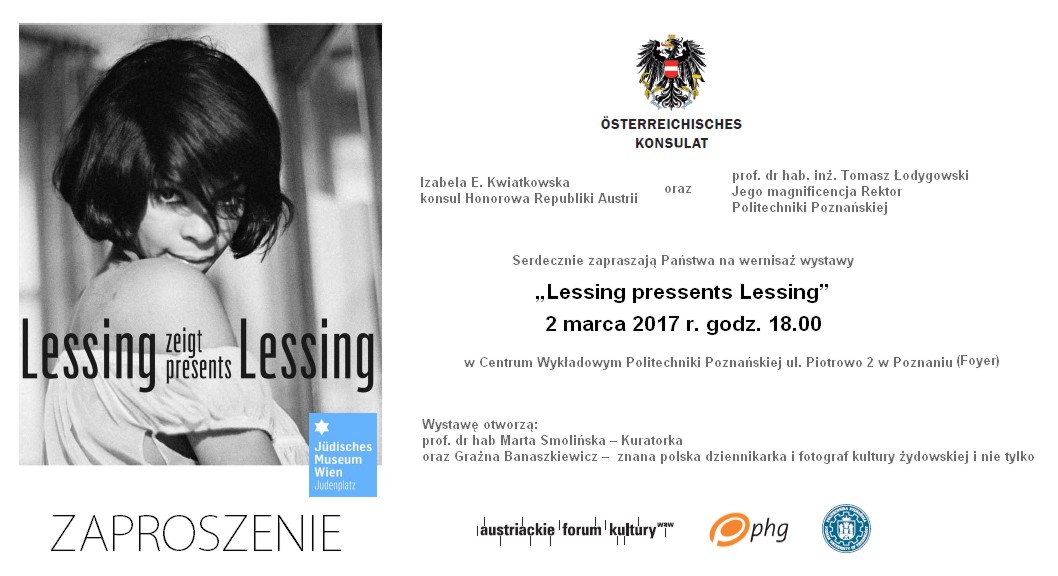 Lessing pressents Lessing