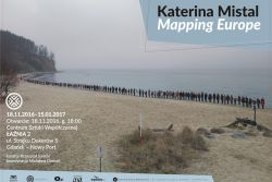 "Katerina Mistal ""Mapping Europe"""