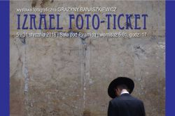IZRAEL FOTO-TICKET