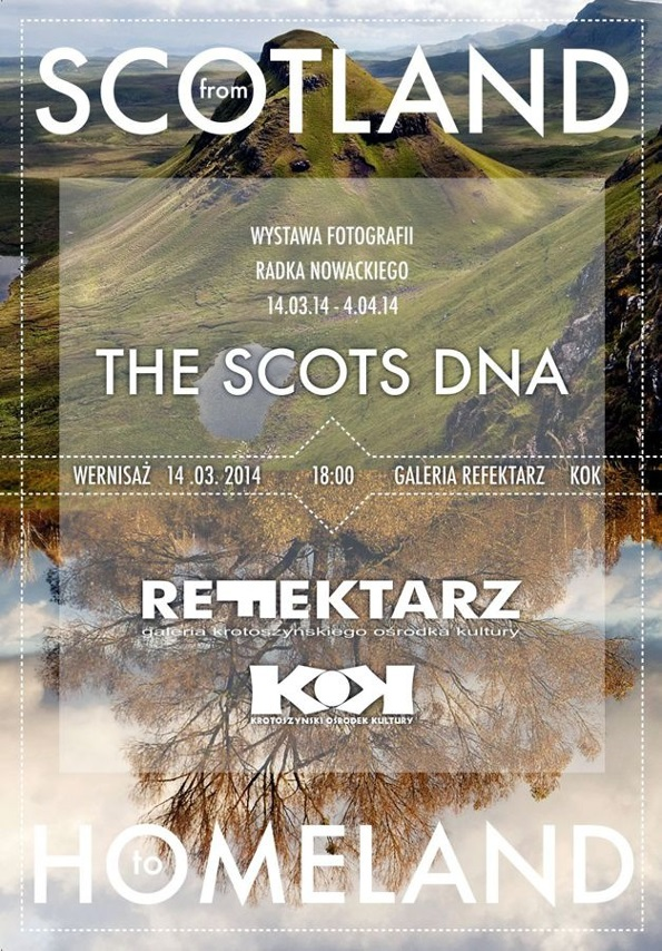 The Scots DNA